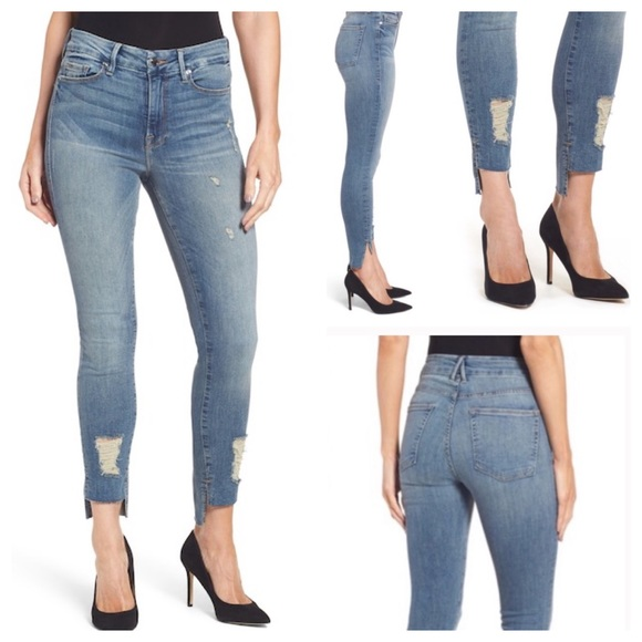 444aadbe955 Good American Jeans | Nwt Plus Size High Rise Skinny | Poshmark